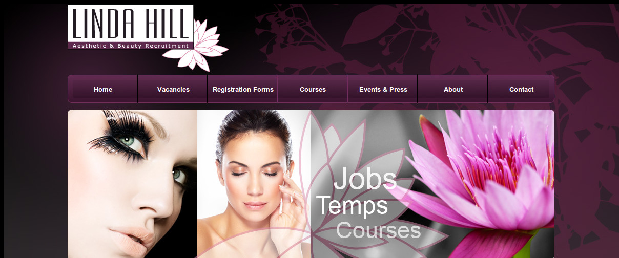 Linda Hill Recruitment - Jobs for Aesthetic and Beauty